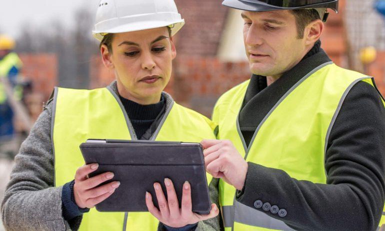 Segurança do trabalho na construção civil: a tecnologia como aliada